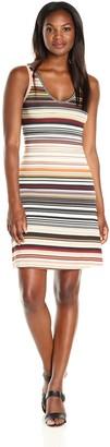 Karen Kane Women's Zig Zag Stripe Brigitte Dress