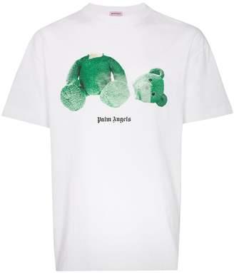 Palm Angels Kill The Bear printed T-shirt