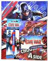 Marvel Captain America Ringbinder Pack