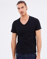 Replay Jersey V-Neck Tee