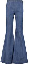 Derek Lam 10 Crosby Flare High-Rise Bootcut Jeans