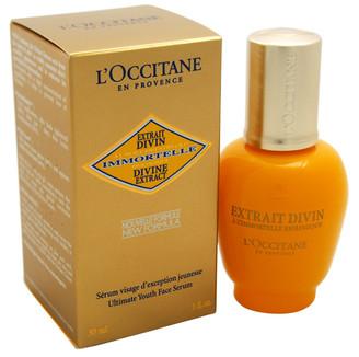 L'Occitane 1Oz Immortelle Divine Extract Ultimate Youth Serum