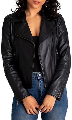LTH JKT Leather Moto Jacket