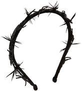 Gigi Burris Barbed Wire Velvet Headband