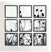 DENY Designs 9-Piece Tree Framed Wall Mural