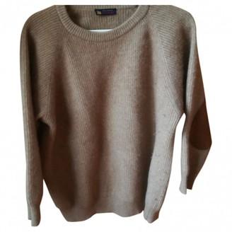 Colombo Beige Cashmere Knitwear & Sweatshirts