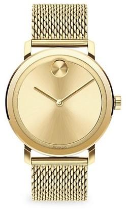 Movado BOLD Evolution Stainless Steel Bracelet Watch