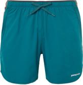 Patagonia Strider Shell and Mesh Shorts
