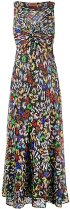 Missoni Abstract-Print Maxi Dress