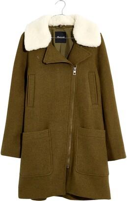 Madewell Eldridge Insuluxe Zip Coat