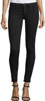Hudson Ciara Super Skinny Jeans, Black