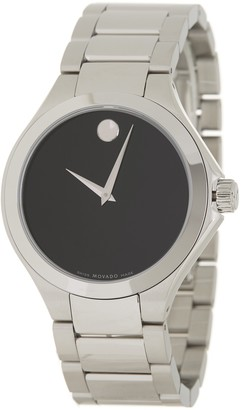 Movado Men's Defio Bracelet Watch, 40mm