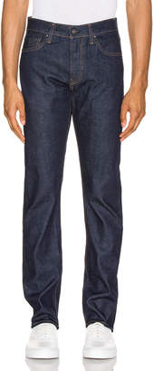 Levi's Made & Crafted Made & Crafted 511 in Resin Rinse Stretch Selvedge | FWRD