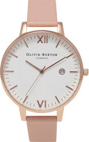 Olivia Burton Ob15tl02 Timeless rose gold-plated watch