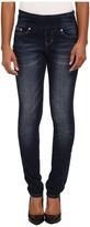 Jag Jeans Petite Petite Nora Skinny in Blue Ridge Knit Denim