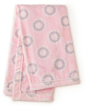 Levtex Baby Willow Printed Crib Blanket Bedding