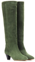 Etoile Isabel Marant Robby Suede Knee-high Boots