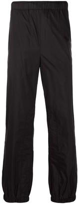 Acne Studios Elasticated-Waist Track Trousers