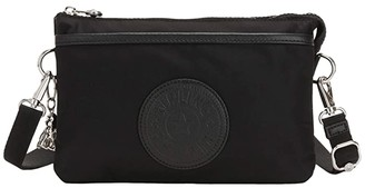 Kipling Riri Crossbody Bag (Galaxy Black) Handbags
