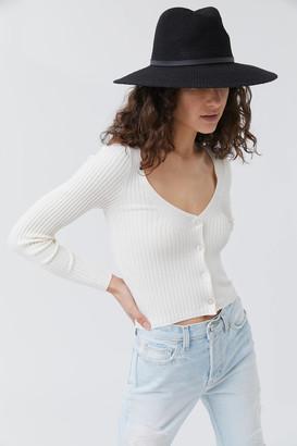 Harlow Nubby Panama Hat