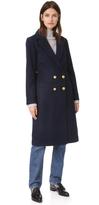 Ganni Hawthorne Coat