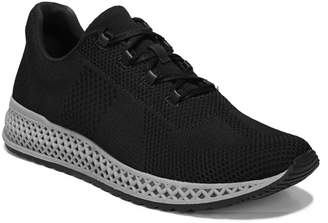 Vince Nevan Knit Trainer Sneakers