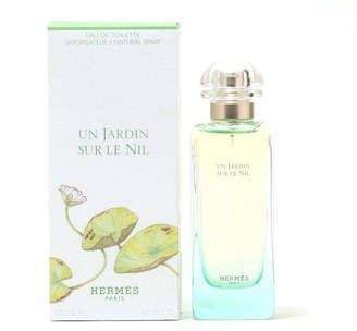 Hermes Un Jardin Sur Le Nil Ladies Eau De Toilette, 3.3-fl oz