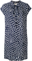 MICHAEL Michael Kors printed dress - women - Silk - L