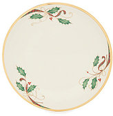 Lenox Holiday Nouveau Gold Bone China Salad Plate