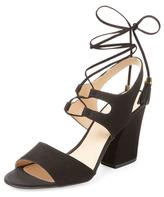 Ava & Aiden Kaira Lace-Up Sandal