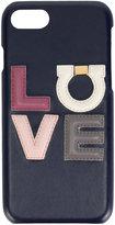 Salvatore Ferragamo Love Gancio iphone 7 case