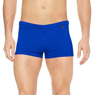 Hom Men's - Swim Shorts 'Sunlight Swim Shorts in Trendy Colours - - XL