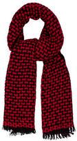 Etoile Isabel Marant Knitted Cashmere Scarf