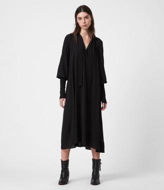 AllSaints Serin Dress