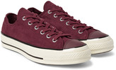 Converse - 1970s Chuck Taylor All Star Corduroy Sneakers