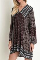Umgee USA Peasant Dress