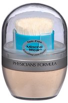 Physicians Formula Mineral Wear Talc-Free Mineral Airbrushing Loose Powder, Translcent Light, 0.35 Ounce
