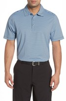 Cutter & Buck Men's Division Stripe Jersey Polo