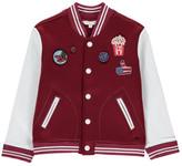 Little Marc Jacobs Sale - Pathwork Neoprene Baseball Jacket