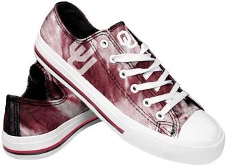 Women's Oklahoma Sooners Tie-Dye Canvas Shoe