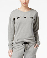 Material Girl Active Juniors' Embellished Sweatshirt, Only at Macy's
