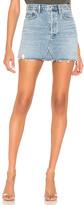 A Gold E Agolde AGOLDE Quinn Skirt. - size 24 (also