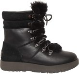 UGG Viki Leather & Shearling Boots