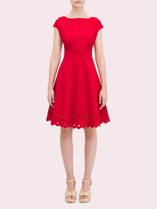 Kate Spade Ric Rac Ponte Dress