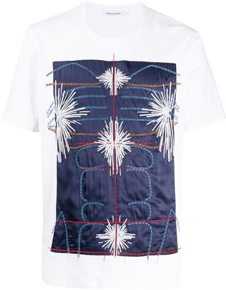 Craig Green embroidered patch T-shirt