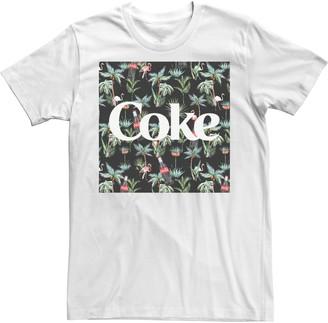 Men's Coca-Cola Tropic Tee