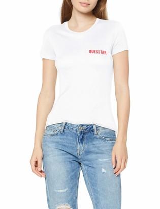 GUESS Women's Ss Cn Guesstar Tee T-Shirt