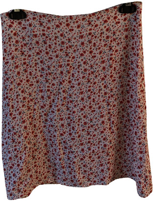 Brandy Melville Pink Polyester Skirts