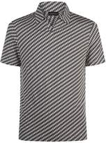 Armani Stretch Jersey Polo Shirt
