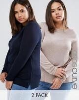 Asos Crew Neck Sweater 2 Pack